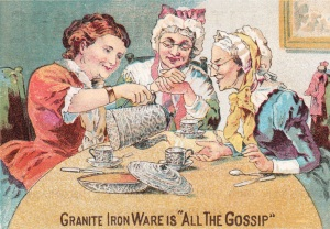 Granite ware is all the gossip